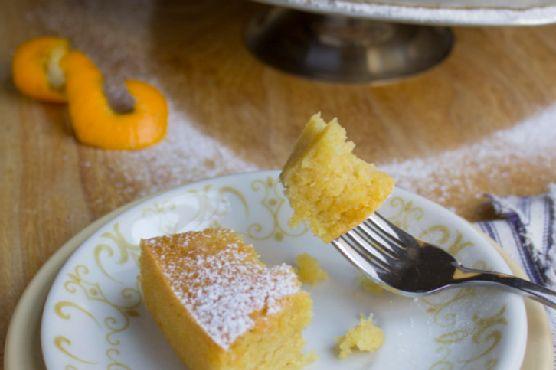 Orange Almond Cake (gluten-free)