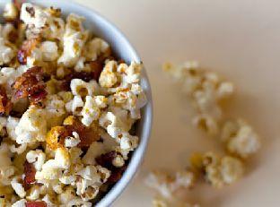 Maple-Bacon Kettle Popcorn Image