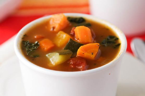 Fall Minestrone Soup