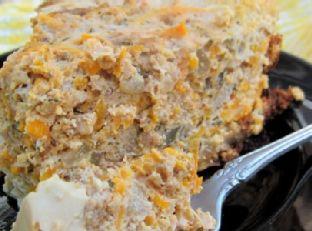 Easy Crockpot Breakfast Pie