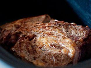 Crock-Pot Rancher's Roast Beef