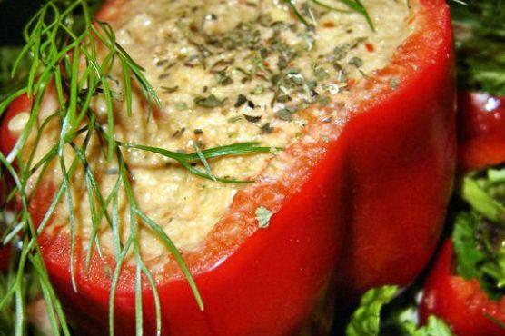 [Nearly] Raw Pimiento Pepper