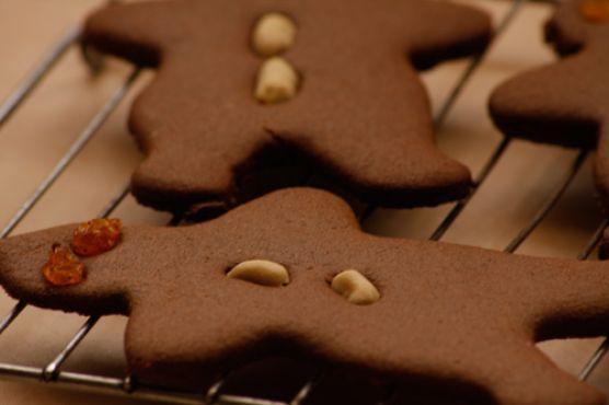 Vegan Gingerbread Cookie