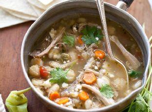 Crockpot Pork Posole Stew
