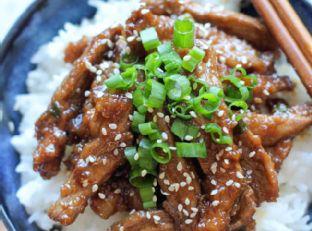 PF Chang's Mongolian Beef Copycat