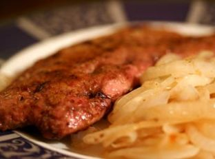 Liver and Onions Image