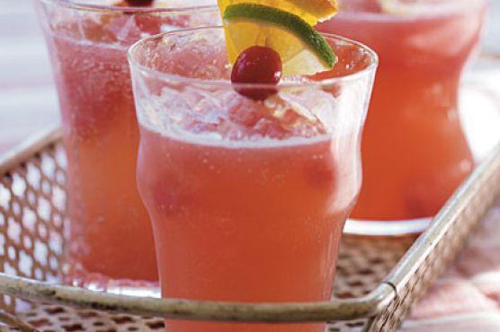 Cranberry Slush