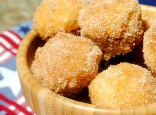 Cinnamon Breakfast Muffins