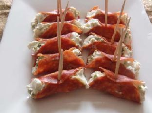 Easy Gluten Free Appetizers: Pepperoni and More Image