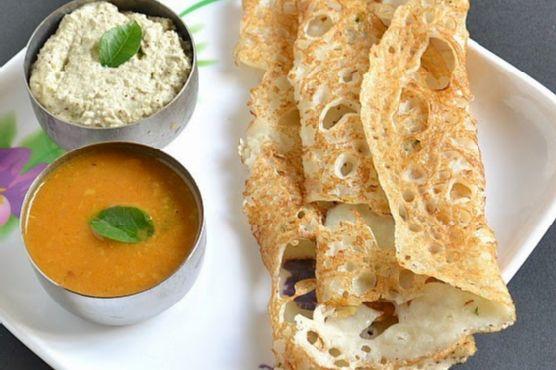 Onion Rava Dosa – Instant Rava Dosa | South Indian Breakfast s