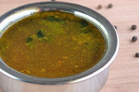 Milagu Rasam – Pepper Rasam | Quick South Indian Rasam s