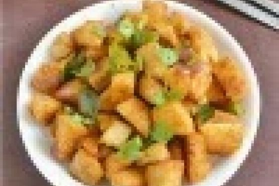 Chilli Idli – Indian Chinese Chilli Idli Fry | Easy Lunch Box s for Kids