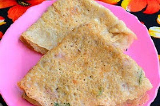 Godhuma Dosa – Instant Wheat Dosa | South Indian Breakfast s