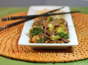 Slow Cooker Beef & Broccoli