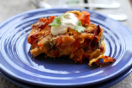 Roasted Vegetable Enchiladas: Healthy Comfort Food