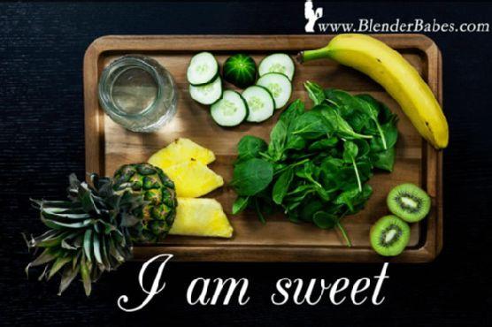 Juice Detox Drink 3 ~ I AM SWEET