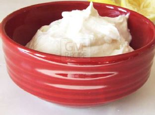 Yogurt And Coriander Dip Image