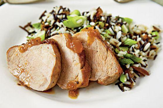 Блюда из жареной свинины рецепты с фото