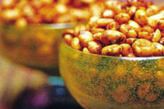 Chile Peanuts
