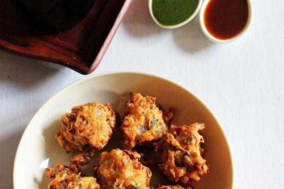 Cabbage Pakoda | Crisp cabbage pakora