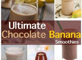 Ultimate Chocolate Banana Smoothie s Image