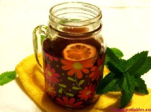 Crock-Pot Mint Tea Image