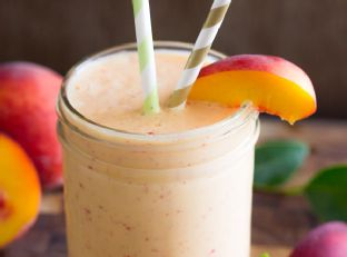 Skinny Peach Cream Slush Image