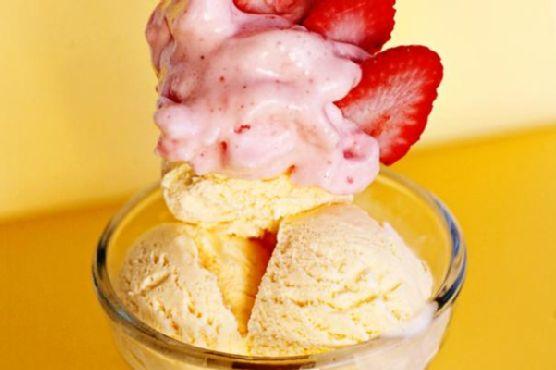 """Guf"""" Danish Ice Cream Topping"""