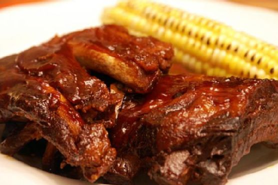 All Day Simple Slow-Cooker FALL OFF the BONE Ribs