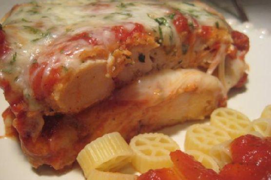 Best Chicken Parmesan