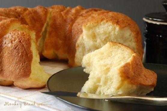 Buttery Pull Apart Monkey Bread
