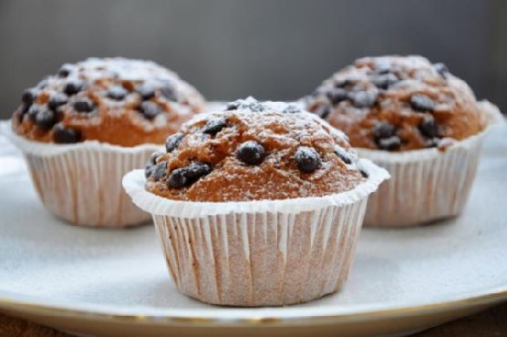 Chocolate Chip Coconut Muffins