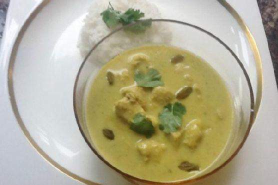 My Chicken Korma