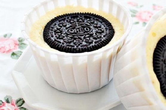 Oreo Mini Cheesecake