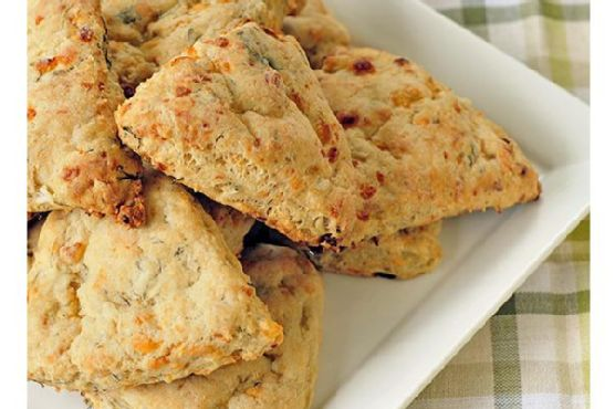 Savory Cheese Dill Scones