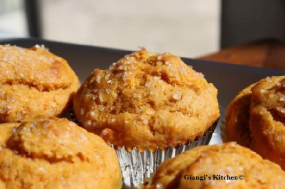 Sweet Potatoes Muffins