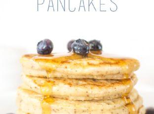 The Perfect Vegan Pancakes