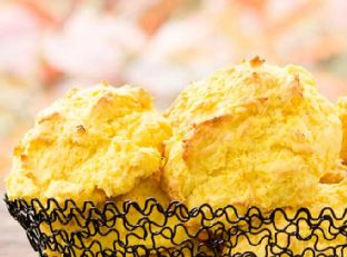 Sweet Dumpling Squash Drop Biscuits for #BreadBakers Image