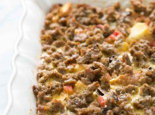 Sausage Breakfast Casserole