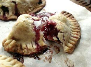 Sweet Cherry Pie Pockets Image