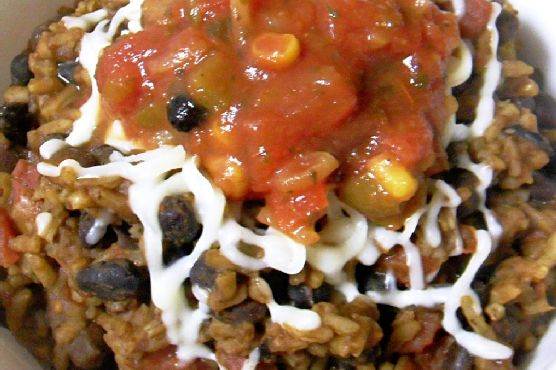 Easy Homemade Rice and Beans