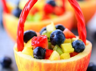 Apple Fruit Baskets Image