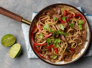 Thai Beef with Peppers