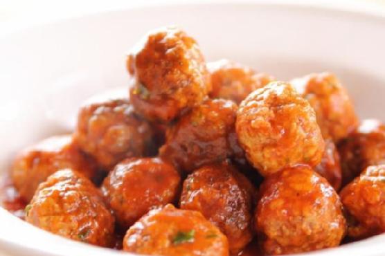 Spicy Italian Meatballs