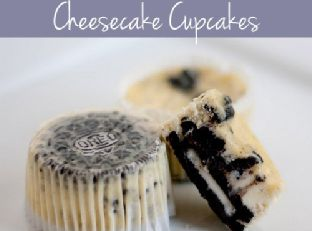 Video: Cookies and Cream Cheesecake Cupcakes