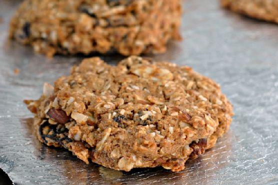 Vegan and Gluten-Free Good Morning Breakfast Cookies + Weekly Menu