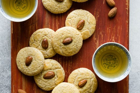 Gluten-Free Chinese Almond Cookies