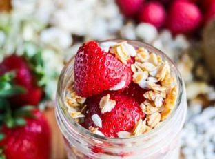 20 Healthy Overnight Oatmeal