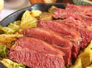The Very Best Corned Beef and Cabbage