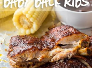 Instant Pot Baby Back Pork Ribs